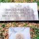 Gravesite of Colonel Travis' son Charles Edward Travis