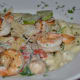 Penne Pasta with Shrimp from the Huisache Grill