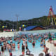 Wisconsin dells waterpark.  One of many in the area.