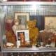 Examples of original teddy bears.