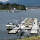 Another view of the float planes