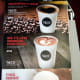 Air Asia's coffee and the tarik that are sold on board. Updated as of March 2014