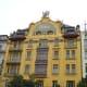 Grand Hotel Europa, Prague.