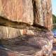 Agawa Rock at Lake Superior Provincial Park in Ontario, Canada