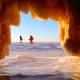 Ice Caves @ Apostle Island National Lakeshore, Wisconsin