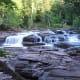 Manido Falls @ Porcupine Mountains Wilderness State Park, Michigan