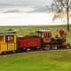 Train ride at Bay Beach Amusement Park - Green Bay, Wisconsin