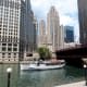 Chicago River Cruise in Chicago, Illinois