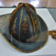 Old fireman's hat
