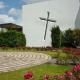 Another view of the Felicie Babin Bucymard Memorial Garden