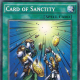 Card of Sanctity (real-life)