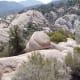 Approaching one my favorite rocks.