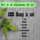 More benefits of CBD