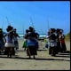 Amampondo women performing a Pondo Clan traditional dance