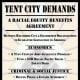 Tent City Demands
