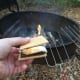 Of course its not a camping trip without s'mores!