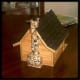 Birdhouse for a friend's Birthday