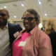 Walker's only sister Ocie, who attended the event along with family member which included his mother, Susie Carter, brothers Bobbie, David, Darryl and Sam.