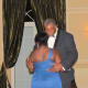Walt and Joni Dixon, dances beautifully together at their celebration of love gathering.