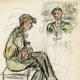 Passing Time in Between War Action in Java 1946-1949 by Synco Schram de Jong