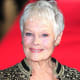 Judi Dench, eighties and still making great movies