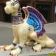 Gogo King Tut (from the Egyptian King Tutankhamun)
