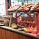 Bakery section, Hilton Amsterdam.