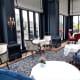 Amstel hotel saloon.