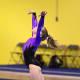 Level 6 Girls Gymnastics Floor Routine (4/5)