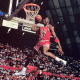Michael Jordan was an NBA dunk contest champion for a reason.