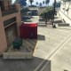 The cover location at the Del Perro drug deal.