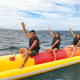 banana boat activity