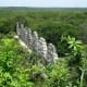 Maya ruins on the Yucatan Peninsula.