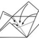 Blintz fold