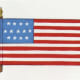 National Flag from June 17, 1777.