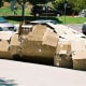 Cover your principal's car in carboard boxes.