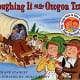 Roughing It on the Oregon Trail (The Time-Traveling Twins) by Diane Stanley - Book images are from amazon .com.