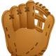 Baseball images: plain baseball glove for a left-handed player