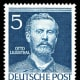 German government honored his memory with a postage stamp. Lilienthal made history.