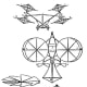 George Cayley, 'Aerial Carriage', 1843