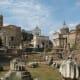 Walking Inside Roman Forum