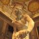 Bernini's David in marble (1624)