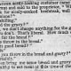 Humorous Victorian newspaper article on how to get a free meal.