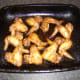 Chicken wings must be rested when they are taken from the oven