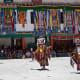 Chham or the devil dance at Key monastery Spiti