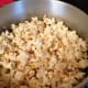 You will need 8 cups of unseasoned popped popcorn.  We did ours on the stove.