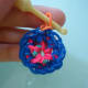 Second Round joined together to go to the Third Round. This new color does not count as a stitch, so you will have to use the same sc to make your first sc of the Round.