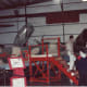 The MiG-21 at the Paul E. Garber Facility.
