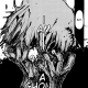 Kaneki and the reference to The Hanged Man (XII).