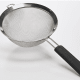 Fine Mesh Strainer: If you are using quality spice bags or something that stands up to being squeezed and rung out, you can get by without this strainer and just line your funnel with a paper coffee filter.